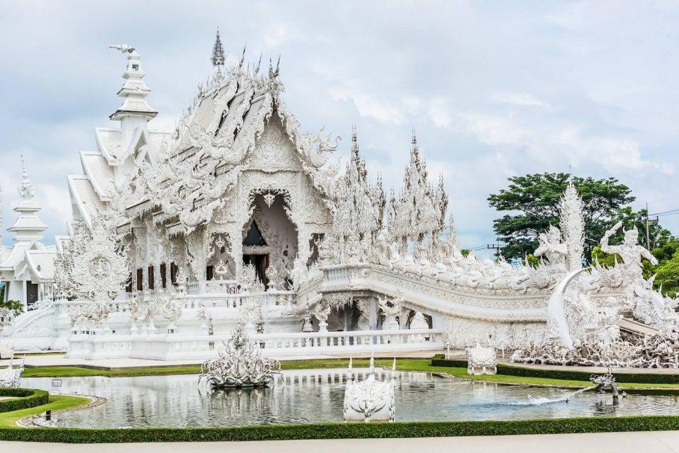 cosa vedere nel nord della thailandia white temple