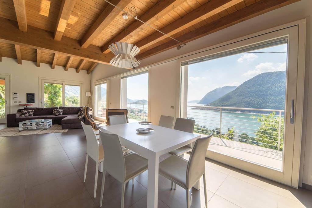 panorama luxury villa sale marasino