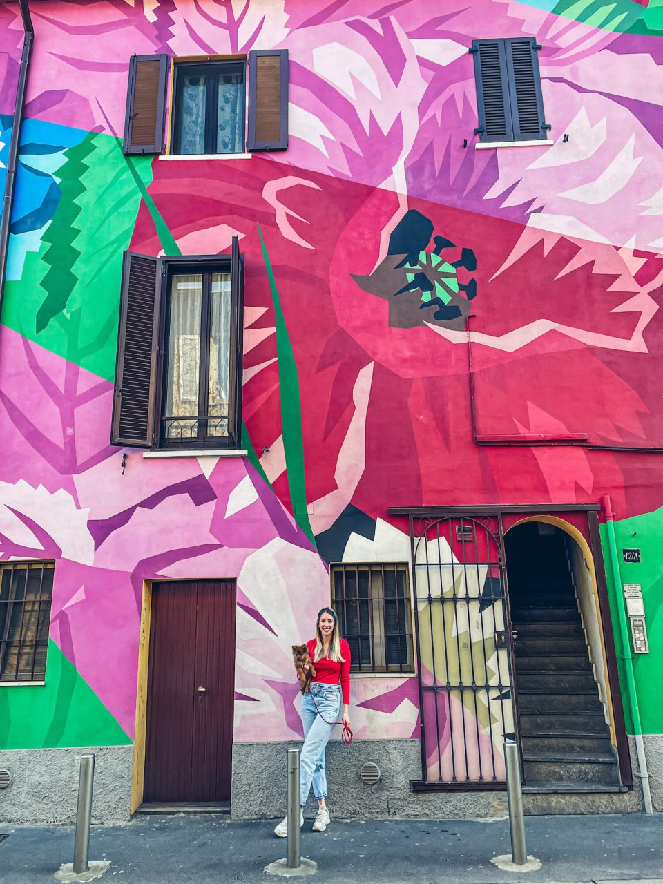 murales milano